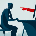 نتیجه یک تحقیق: برای پیشرفت در کار لازم نیست حتما عوضی باشید