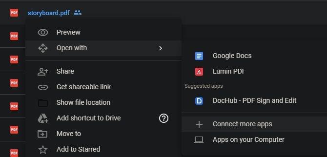 سازماندهی گوگل درایو