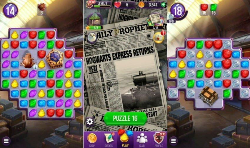 Harry Potter Puzzles and Spells w850 معرفی بازی Harry Potter Puzzles and Spells؛ دنیایی متفاوت در سحر و جادو اخبار IT