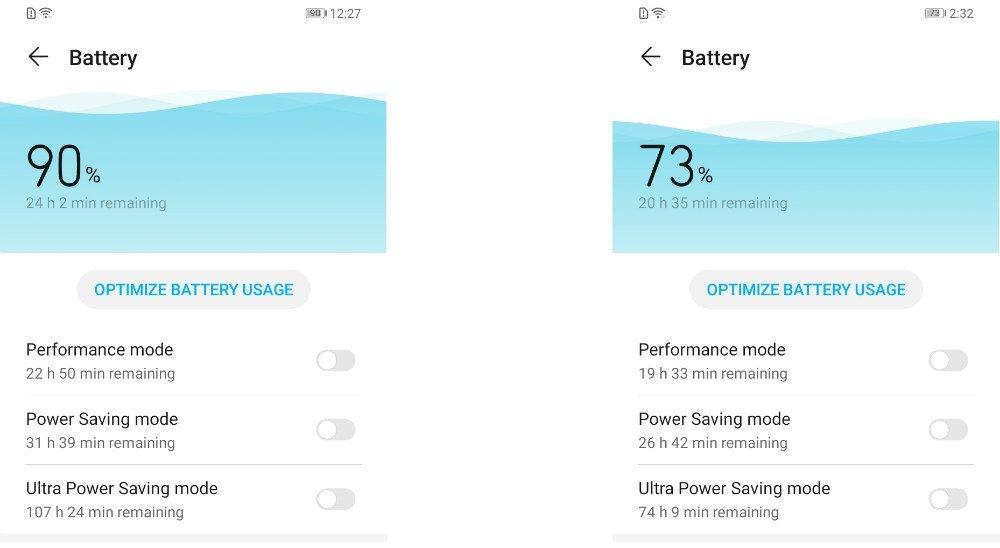 Hono9A VideoPlayback BatteryTest باتری آنر 9A در شرایط مختلف چقدر دوام میآورد؟ اخبار IT