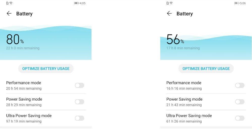 Hono9A VideoRecording BatteryTest باتری آنر 9A در شرایط مختلف چقدر دوام میآورد؟ اخبار IT