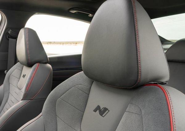 Hyundai Sonata N Line 2021 19 هیوندای سوناتا N Line با چهره اسپرت و موتور قدرتمند معرفی شد اخبار IT