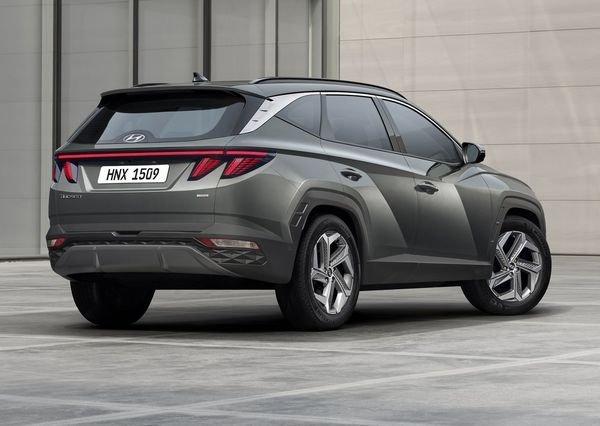 Hyundai Tucson 2021 11 انقلاب در سئول؛ نگاهی به طراحی رادیکال نسل جدید هیوندای توسان اخبار IT