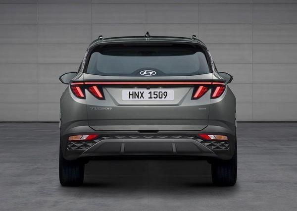 Hyundai Tucson 2021 14 انقلاب در سئول؛ نگاهی به طراحی رادیکال نسل جدید هیوندای توسان اخبار IT