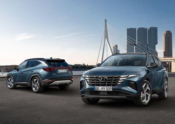 Hyundai Tucson 2021 15 انقلاب در سئول؛ نگاهی به طراحی رادیکال نسل جدید هیوندای توسان اخبار IT