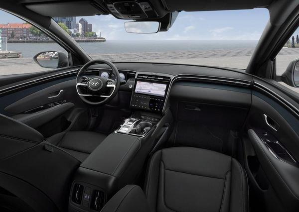 Hyundai Tucson 2021 17 انقلاب در سئول؛ نگاهی به طراحی رادیکال نسل جدید هیوندای توسان اخبار IT