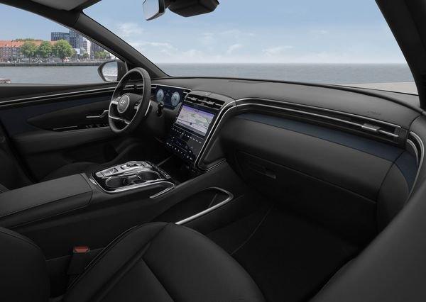 Hyundai Tucson 2021 18 انقلاب در سئول؛ نگاهی به طراحی رادیکال نسل جدید هیوندای توسان اخبار IT