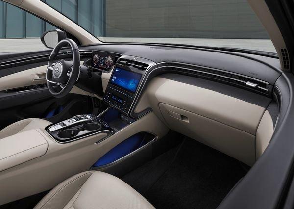 Hyundai Tucson 2021 19 انقلاب در سئول؛ نگاهی به طراحی رادیکال نسل جدید هیوندای توسان اخبار IT