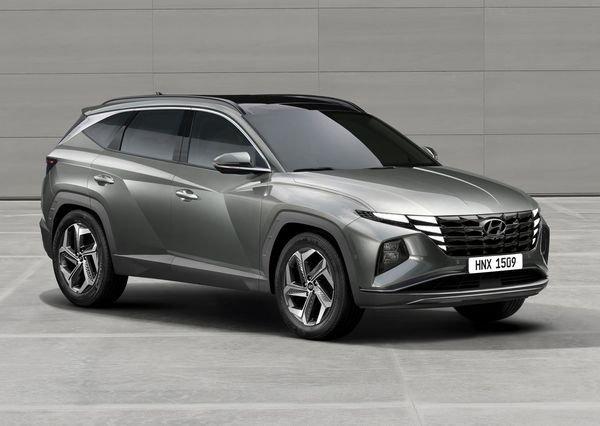 Hyundai Tucson 2021 2 انقلاب در سئول؛ نگاهی به طراحی رادیکال نسل جدید هیوندای توسان اخبار IT