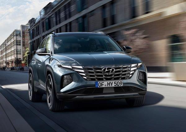 Hyundai Tucson 2021 4 انقلاب در سئول؛ نگاهی به طراحی رادیکال نسل جدید هیوندای توسان اخبار IT