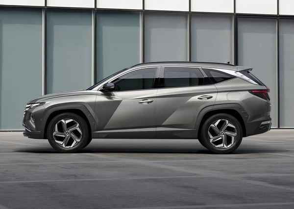 Hyundai Tucson 2021 5 انقلاب در سئول؛ نگاهی به طراحی رادیکال نسل جدید هیوندای توسان اخبار IT