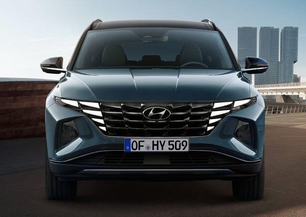 Hyundai Tucson 2021 8 انقلاب در سئول؛ نگاهی به طراحی رادیکال نسل جدید هیوندای توسان اخبار IT
