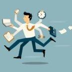 ۳ نشانه اینکه متحمل فشار کاری بیش از حد هستید
