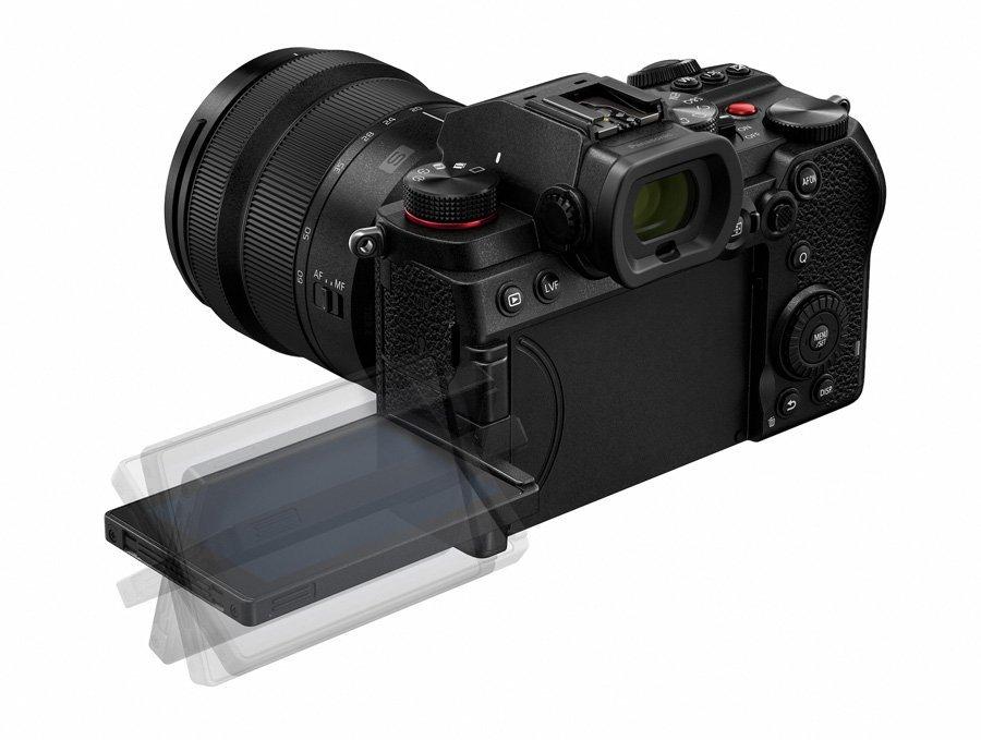 رونمایی پاناسونیک از دوربین Lumix S5