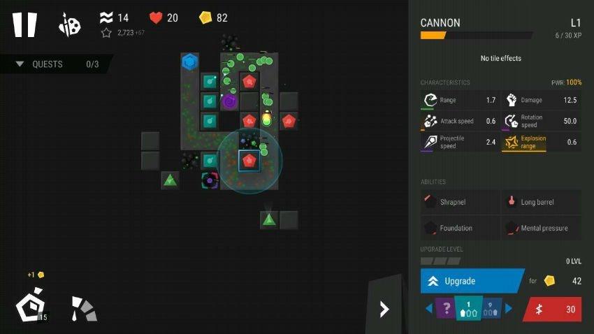 بازی دفاع از قلعه