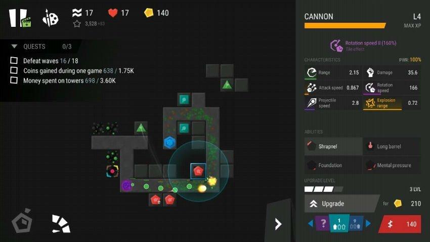 Infinitode 2 game w850 معرفی بازی Infinitode 2؛ بینهایتی کوچک اخبار IT