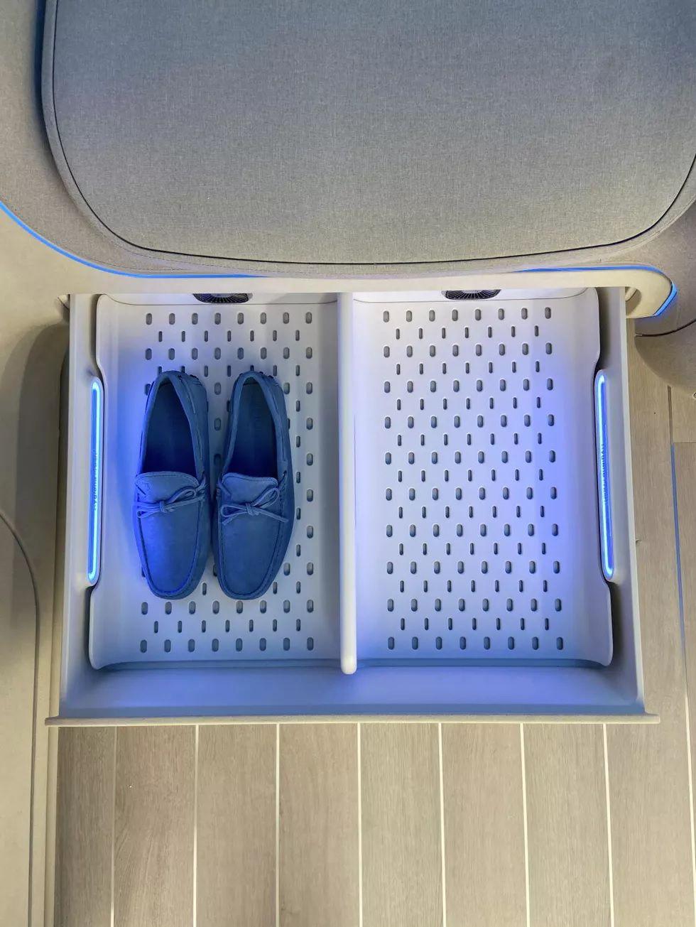 LG Hyundai EVs Cabin 2 طرح مفهومی هیوندای و ال جی برای کابین خودروهای برقی: ربات و تلویزیون غول پیکر اخبار IT