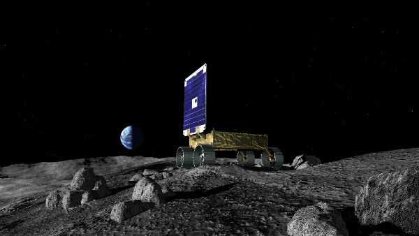 MoonRanger robotic rover will seek out water on the Moon 2 w600 ماهنورد رباتیک ناسا سال آینده برای کشف آب به قمر زمین میرود اخبار IT