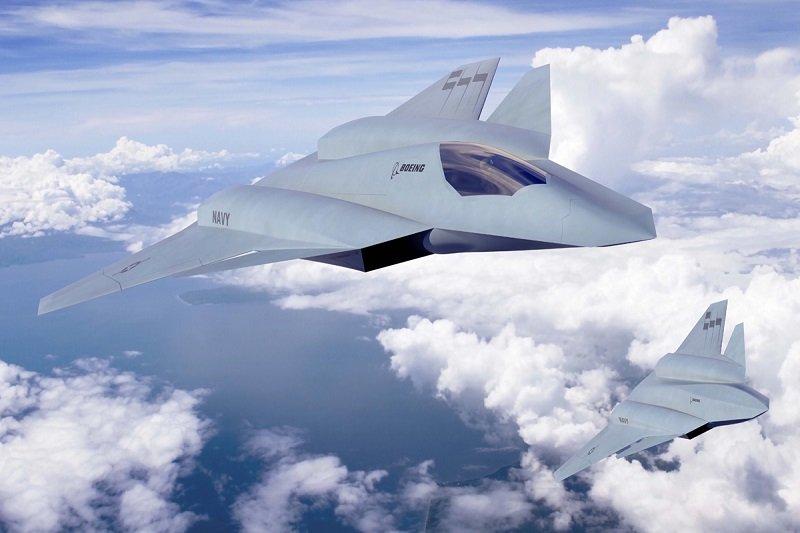 New FA XX 1 نیروی هوایی آمریکا از آزمایش مخفیانه جنگنده نسل ششم پرده برداشت اخبار IT
