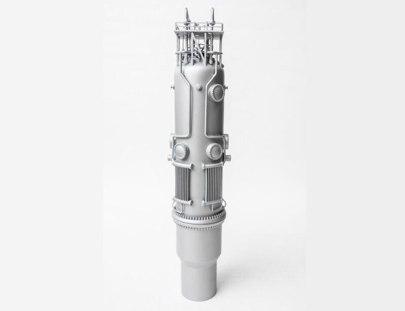 NuScale Power Module 800x613 اولین رآکتور هستهای ماژولار کوچک در آمریکا تاییدیه ایمنی دریافت کرد اخبار IT