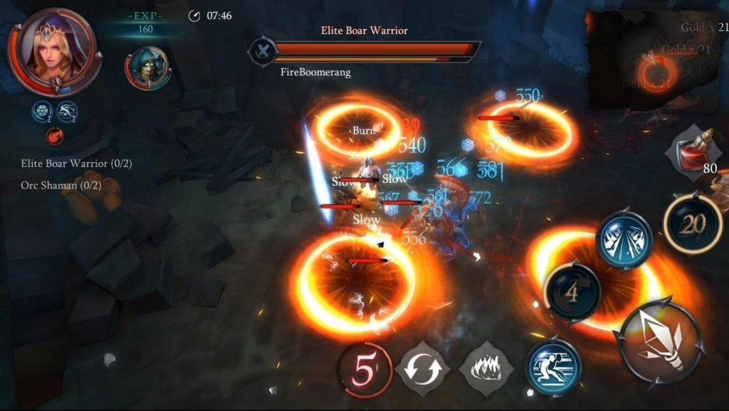 Raze Dungeon Arena 1024x578 هفت سنگ؛ رقابت در اعماق سیاهچالها اخبار IT