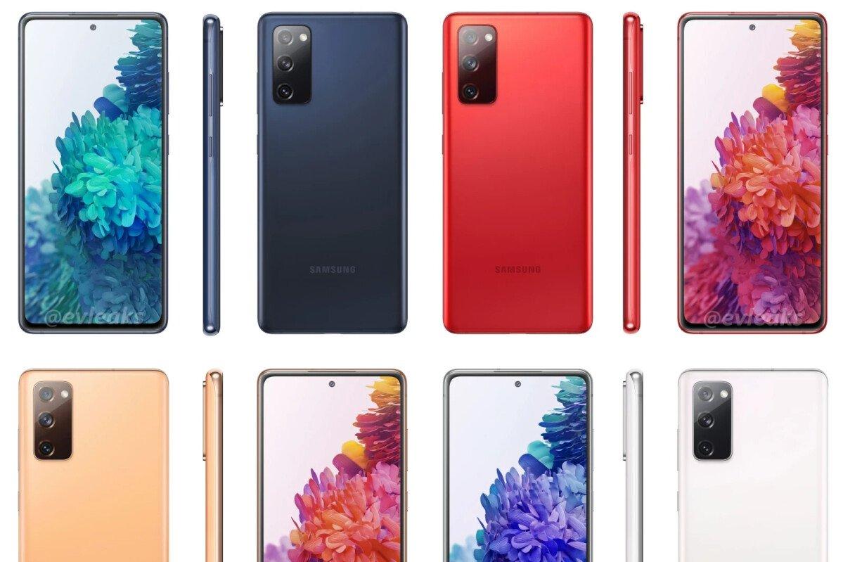 Samsung Galaxy S20 FE vs Galaxy S20 Expected differences نگاه نزدیک به گلکسی S20 FE پیش از رونمایی رسمی [تماشا کنید] اخبار IT