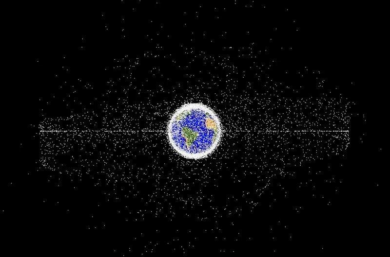 Space Debris نتیجه پژوهشی جدید: بیش از ۷۵ درصد زبالههای فضایی اجسام ناشناخته هستند اخبار IT