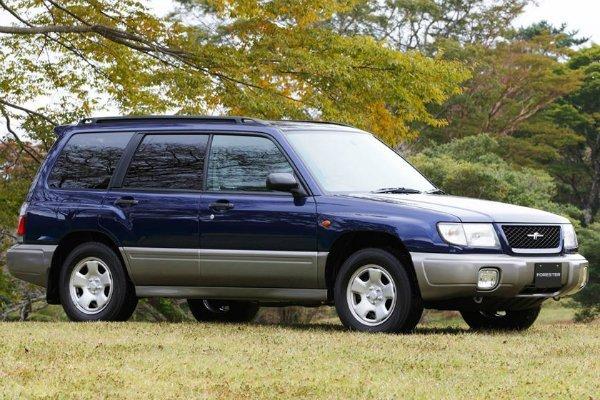 Subaru Forester 1997%E2%80%93Present مروری بر تاریخچه کراساوورها؛ محبوبترین کلاس خودرو در جهان اخبار IT