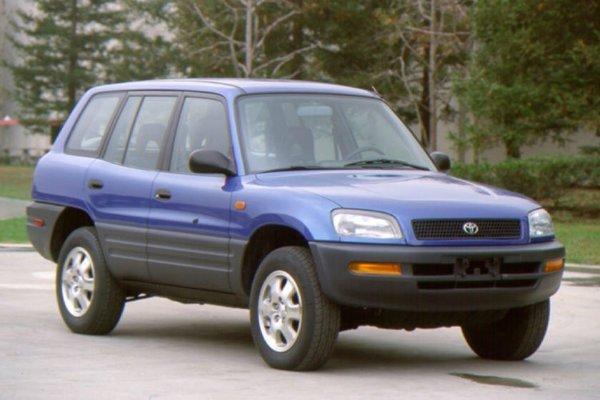 Toyota RAV4 1994%E2%80%93Present 2 مروری بر تاریخچه کراساوورها؛ محبوبترین کلاس خودرو در جهان اخبار IT