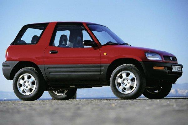 Toyota RAV4 1994%E2%80%93Present مروری بر تاریخچه کراساوورها؛ محبوبترین کلاس خودرو در جهان اخبار IT