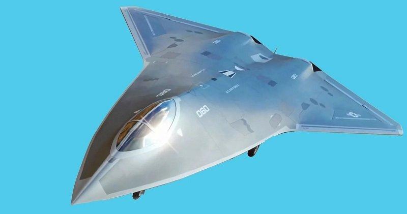 US sixth gen fighter نیروی هوایی آمریکا از آزمایش مخفیانه جنگنده نسل ششم پرده برداشت اخبار IT