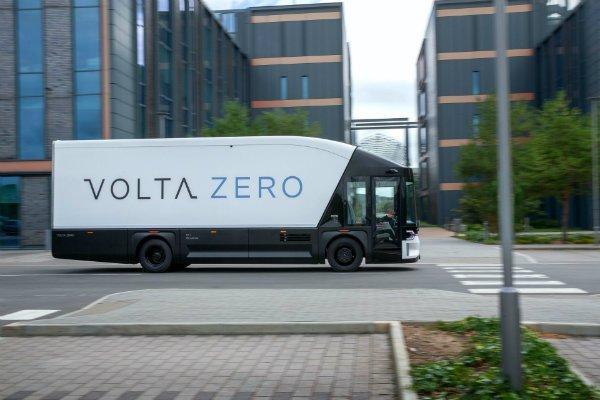Volta Zero electric 16 tonne truck 3 فناوری عملیاتی کمپانی بوش برای تولید کشندههای سلول سوختی هیدروژنی اخبار IT