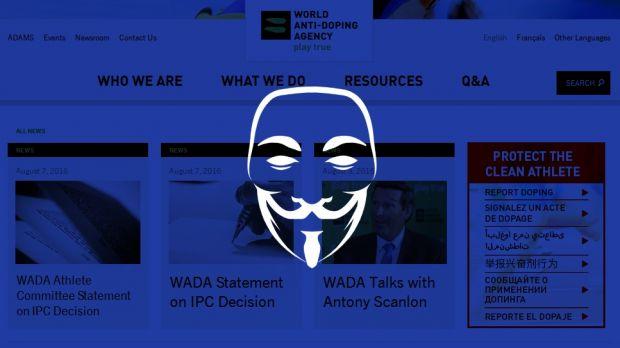 anonymous hacks world anti doping agency international sports court روسها در تقابل با جهان: با ۵ مورد از مشهورترین هکرهای روسی آشنا شوید اخبار IT