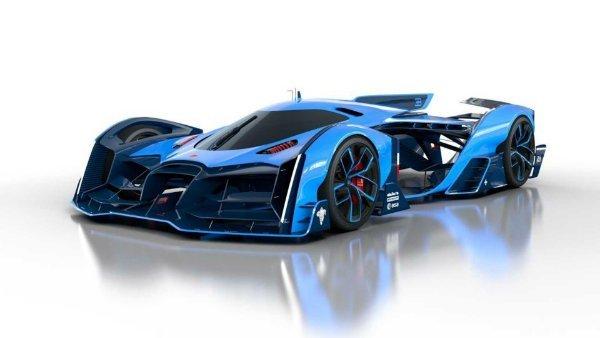bugatti vision le mans concept احتمال فروش برند بوگاتی توسط فولکس واگن؛ بمب خبری جهان خودرو اخبار IT