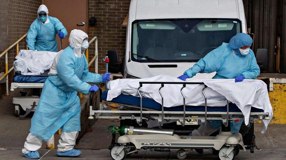coronavirus dead