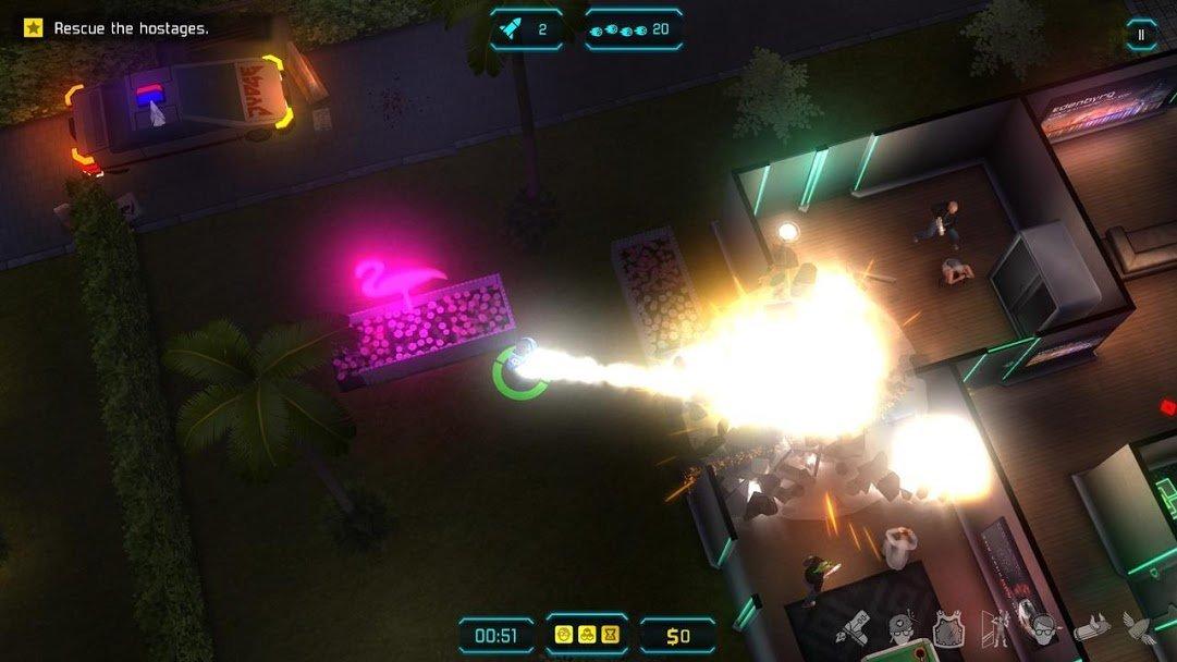 gameplay معرفی بازی JYDGE؛ کشت و کشتار برای عدالت اخبار IT