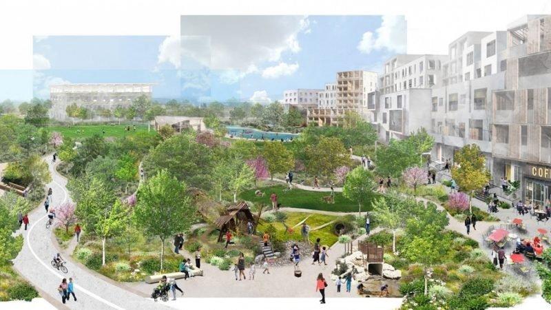 شهرک گوگل در مجاورت سیلیکون ولی بنا میشود؛ ۱۸۵۰ واحد مسکونی و امکانات کامل