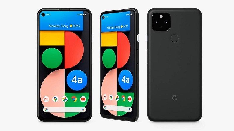 گوگل پیکسل 4a 5G