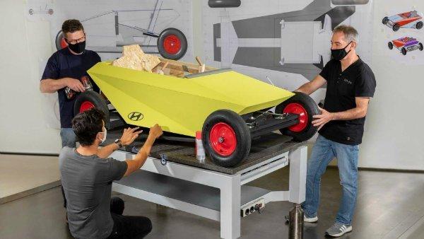 خودروی جدید هیوندای