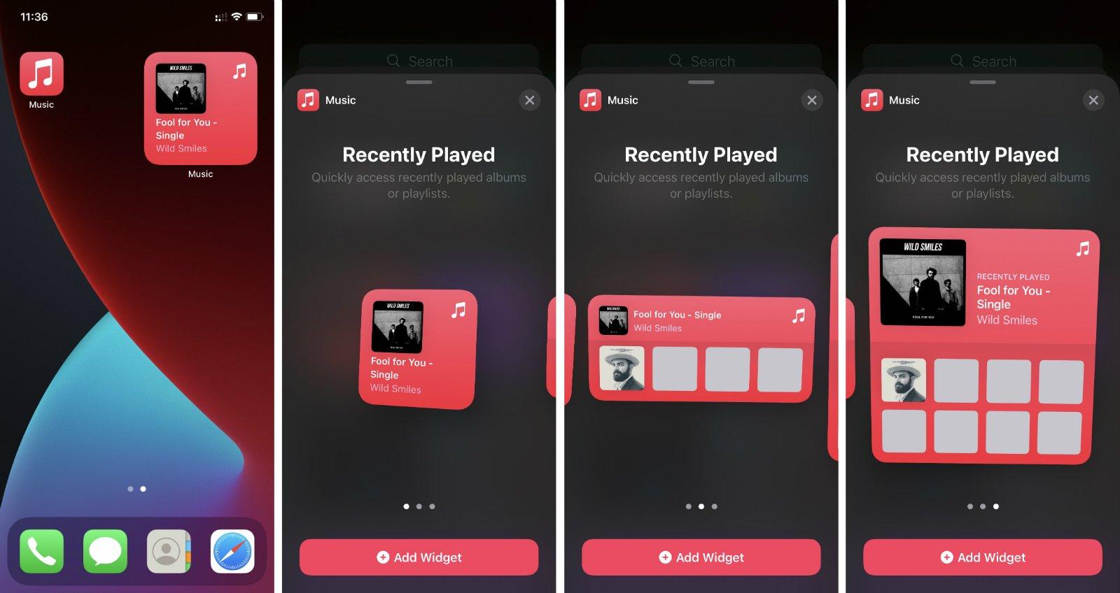 iOS 14 2 بررسی iOS 14؛ نه آنقدر هیجانانگیز که تصور میکردید [تماشا کنید] اخبار IT