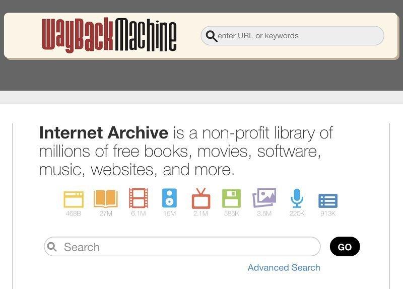 internet archive wayback machine «اینترنت آرشیو» و کلادفلر مشاهده سایتها در زمان قطعی سرور اصلی را ممکن میکنند اخبار IT