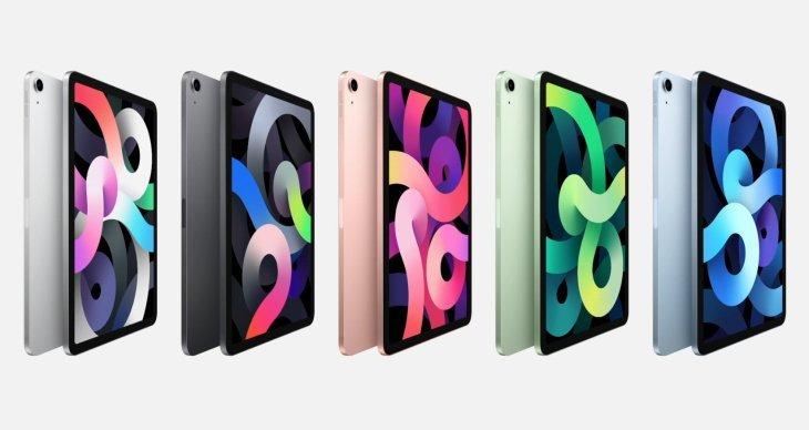 اپل آیپد ایر جدید معرفی شد