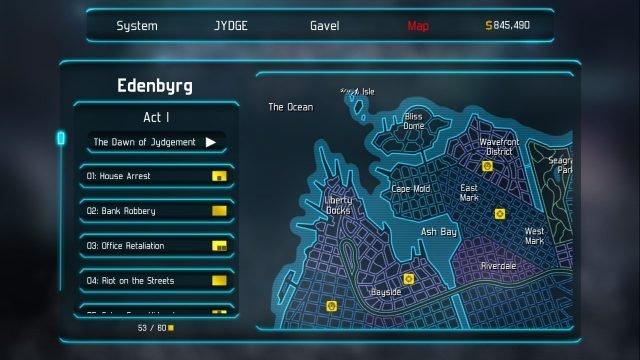map معرفی بازی JYDGE؛ کشت و کشتار برای عدالت اخبار IT