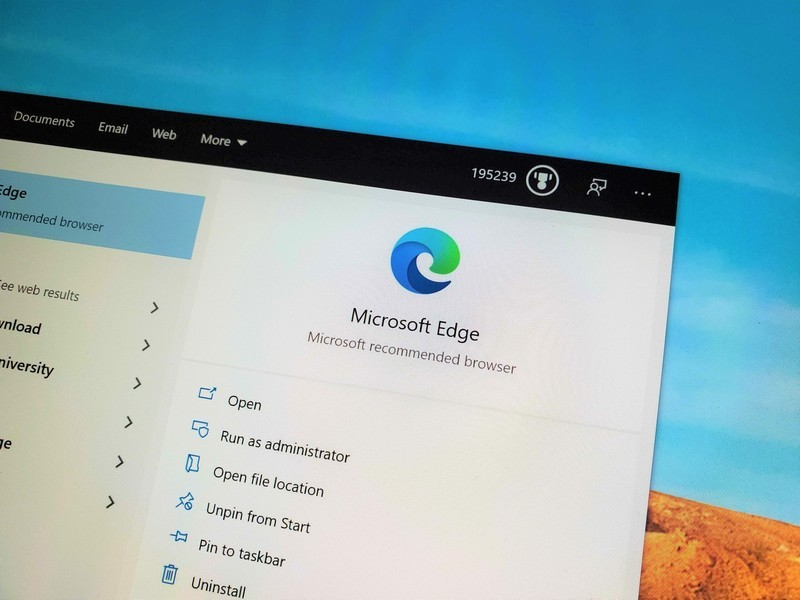 microsoft edge logo 2 نسخه بتا مروگر مایکروسافت اج ماه آینده برای لینوکس منتشر میشود اخبار IT
