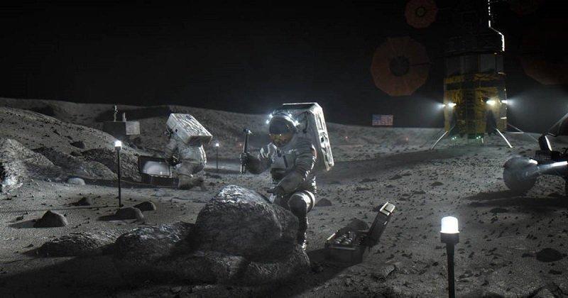 nasa artemis ناسا از نقشه راه خود برای بازگشت انسان روی ماه پرده برداشت اخبار IT
