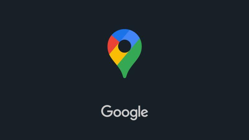 اپلیکیشن گوگل مپس سرانجام به حالت تاریک مجهز شد