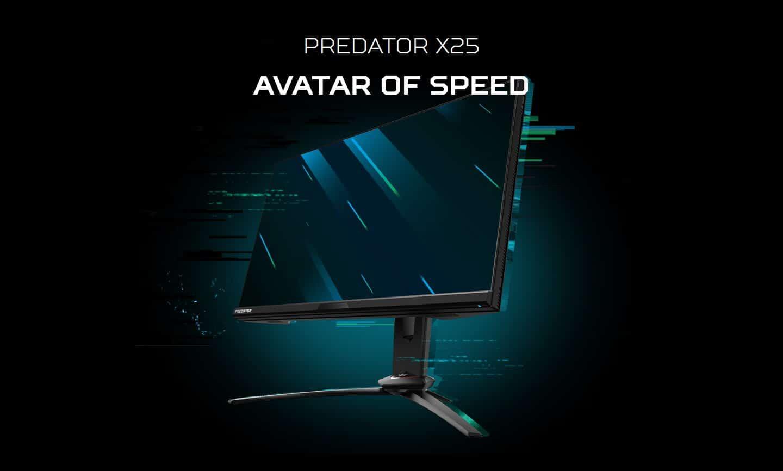 مانیتور Predator X25