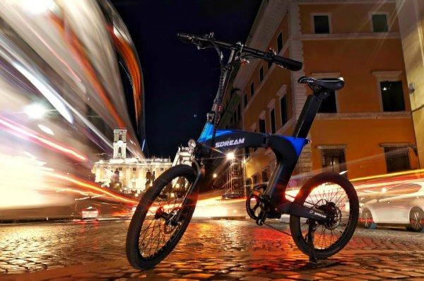 world debut sdream ur 500x foldable ebike the smoothest ride anywhere 2 با Sdream Ur 500X آشنا شوید؛ یک دوچرخه برقی متفاوت اخبار IT