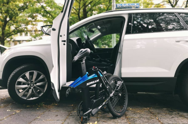world debut sdream ur 500x foldable ebike the smoothest ride anywhere 3 با Sdream Ur 500X آشنا شوید؛ یک دوچرخه برقی متفاوت اخبار IT