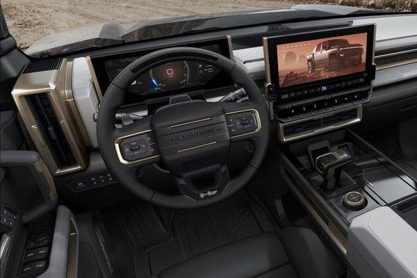 2022 GMC Hummer EV 12 600x400 هامر برقی در مسابقات آفرود Extreme E شرکت خواهد کرد اخبار IT